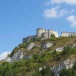 Chateau Gaillard  France