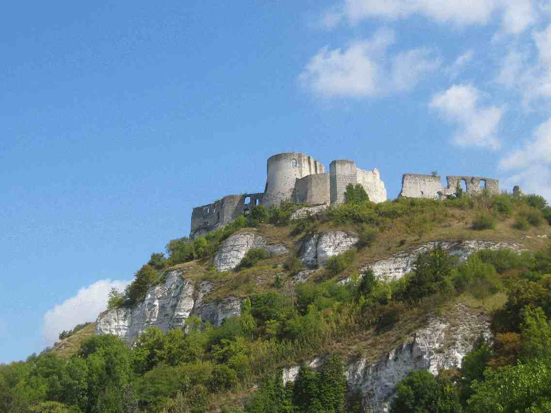 Chateau Gaillard  France