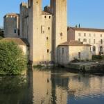 Moulin des Tours in Aquitania