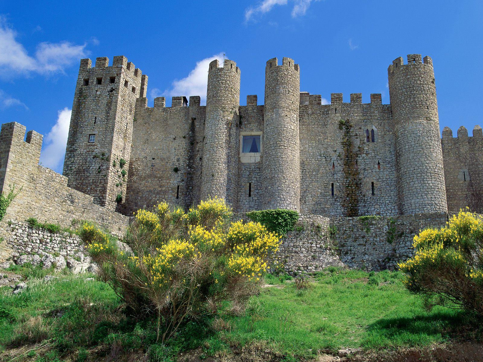 Pousada_Castle_Obidos_Portugal